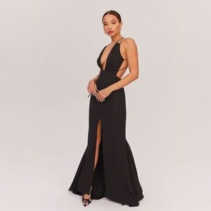 NEW Maxi evening dress Fame and Partners